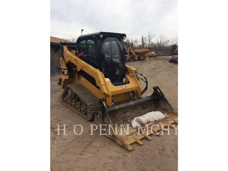 CATERPILLAR MULTI TERRAIN LOADERS 257 D equipment  photo 3