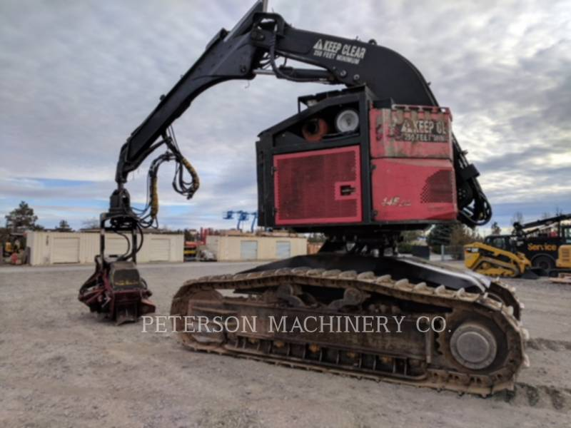 TIMBCO FORESTRY - FELLER BUNCHERS 445EXL equipment  photo 3