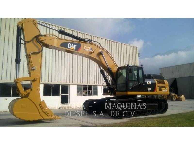 Caterpillar EXCAVATOARE PE ŞENILE 336D2L equipment  photo 1