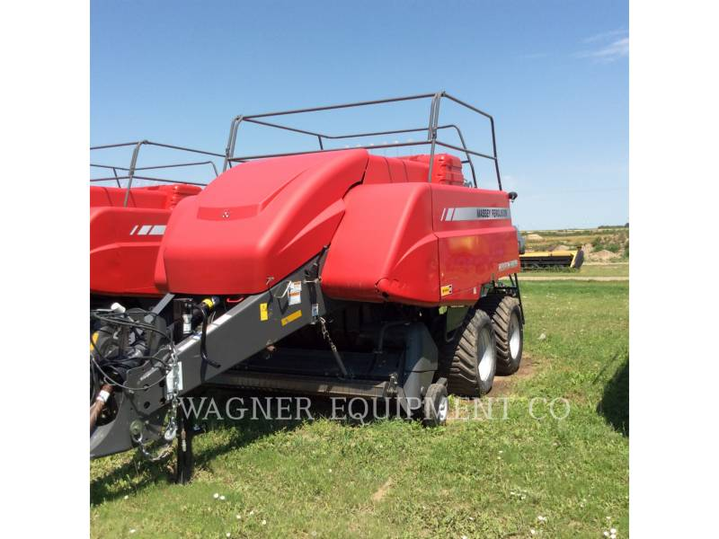 MASSEY FERGUSON AG HAY EQUIPMENT MF2170XD equipment  photo 2
