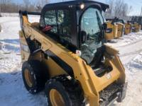 CATERPILLAR PALE COMPATTE SKID STEER 242D equipment  photo 8
