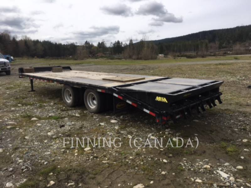 BIG-TEX TRAILER TRAILERS 22PH-20+5 equipment  photo 4