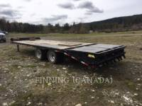 BIG-TEX TRAILER REMORQUES 22PH-20+5 equipment  photo 4