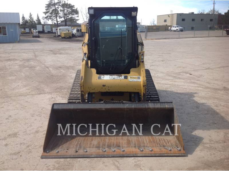 CATERPILLAR CARGADORES MULTITERRENO 257B3 A2Q equipment  photo 8