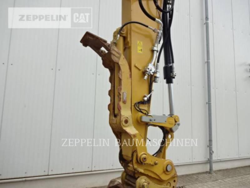 CATERPILLAR PELLES SUR PNEUS M314F equipment  photo 9