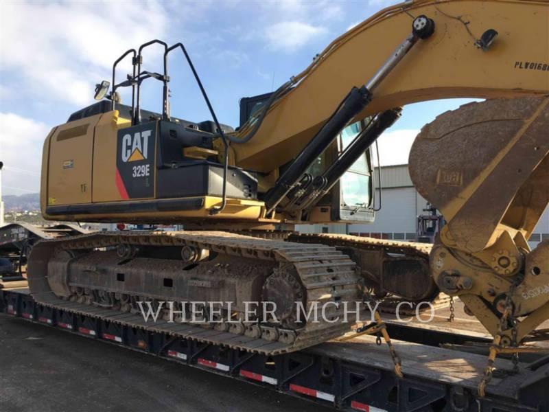 CATERPILLAR TRACK EXCAVATORS 329E L THM equipment  photo 5