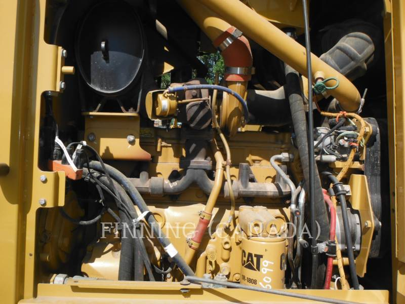 CATERPILLAR MOTOR GRADERS 160MAWD equipment  photo 9