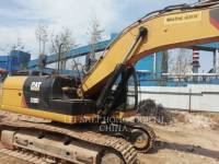 Equipment photo CATERPILLAR 320D2 RUPSGRAAFMACHINES 1