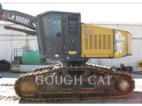Equipment photo CATERPILLAR 5412 FORSTWIRTSCHAFT - BAUMFÄLLBÜNDELMASCHINE - KETTE 1