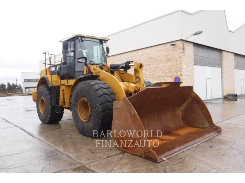 CATERPILLAR WIELLADERS/GEÏNTEGREERDE GEREEDSCHAPSDRAGERS 966K equipment  photo 2