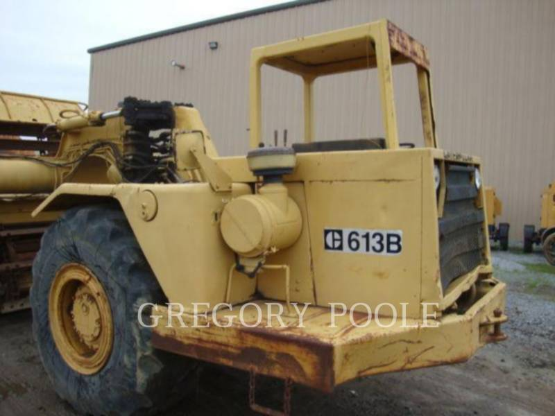 CATERPILLAR WHEEL TRACTOR SCRAPERS 613B equipment  photo 14