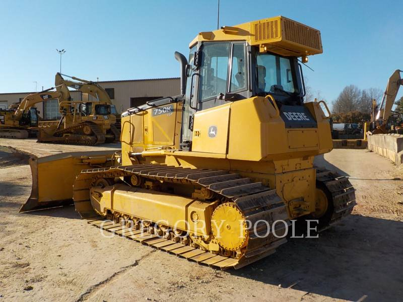 DEERE & CO. ブルドーザ 750K LGP equipment  photo 9