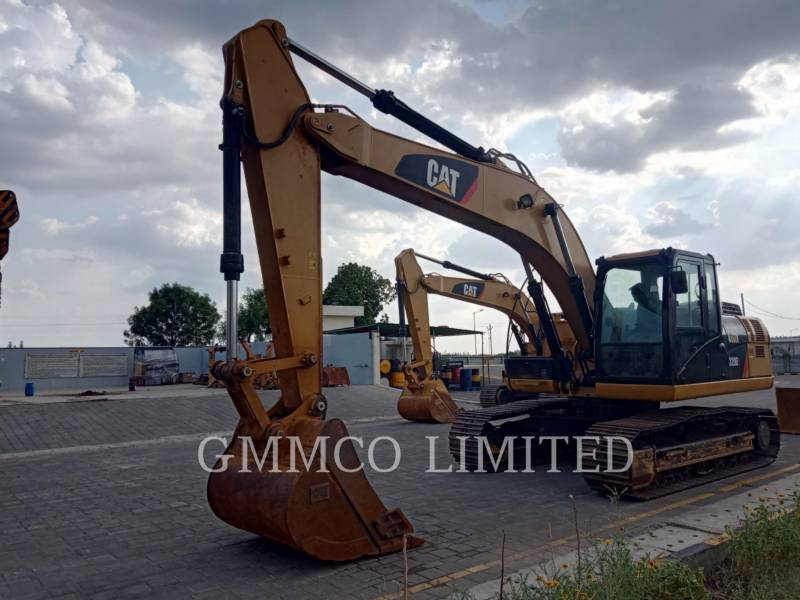 CATERPILLAR TRACK EXCAVATORS 320D2 equipment  photo 12