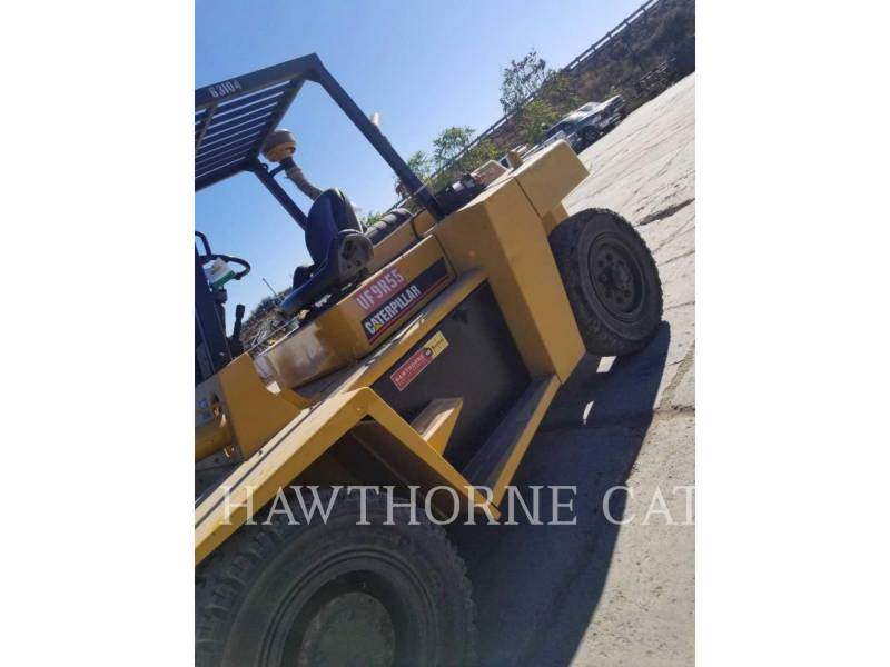 CATERPILLAR FORKLIFTS DP90D equipment  photo 2