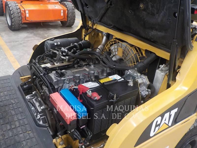 MITSUBISHI CATERPILLAR FORKLIFT MONTACARGAS 2P5000 equipment  photo 12