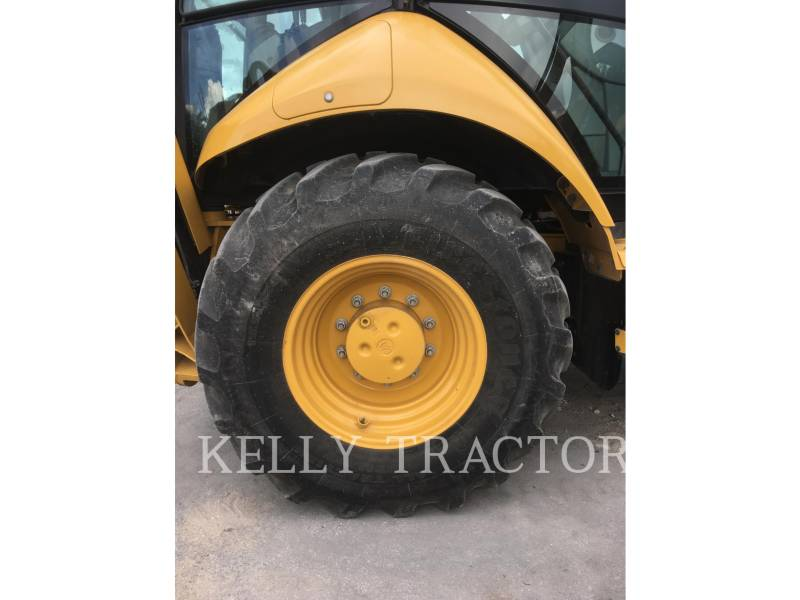 CATERPILLAR BACKHOE LOADERS 430FST equipment  photo 12
