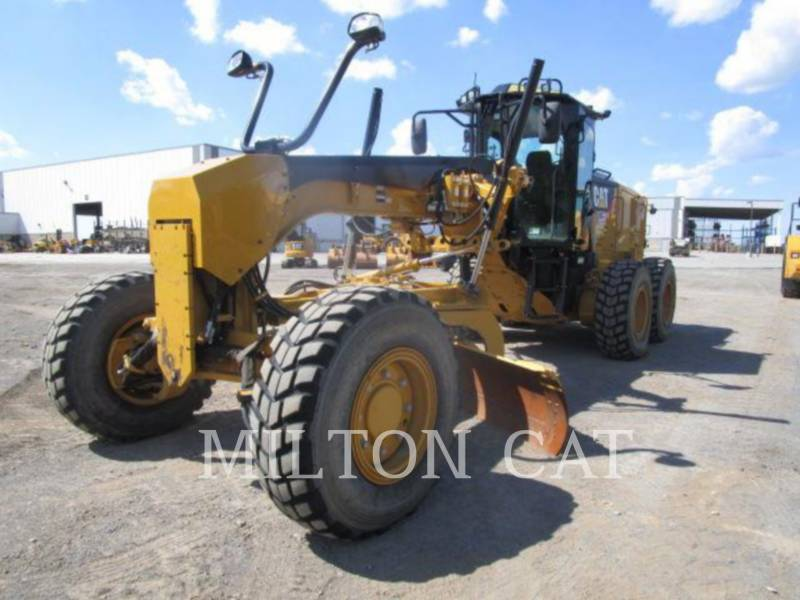 CATERPILLAR NIVELEUSES 140M 2 AWD equipment  photo 1