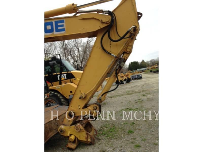 CATERPILLAR WHEEL EXCAVATORS M320 equipment  photo 7