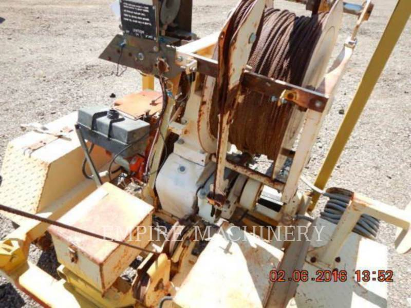 OTHER US MFGRS OTROS SRP50-T equipment  photo 5