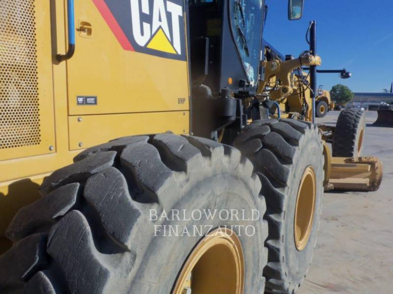 CATERPILLAR MOTOR GRADERS 14M equipment  photo 7