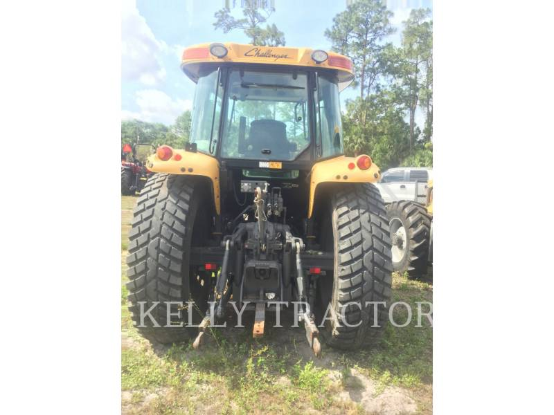 AGCO-CHALLENGER TRACTEURS AGRICOLES MT465B equipment  photo 2