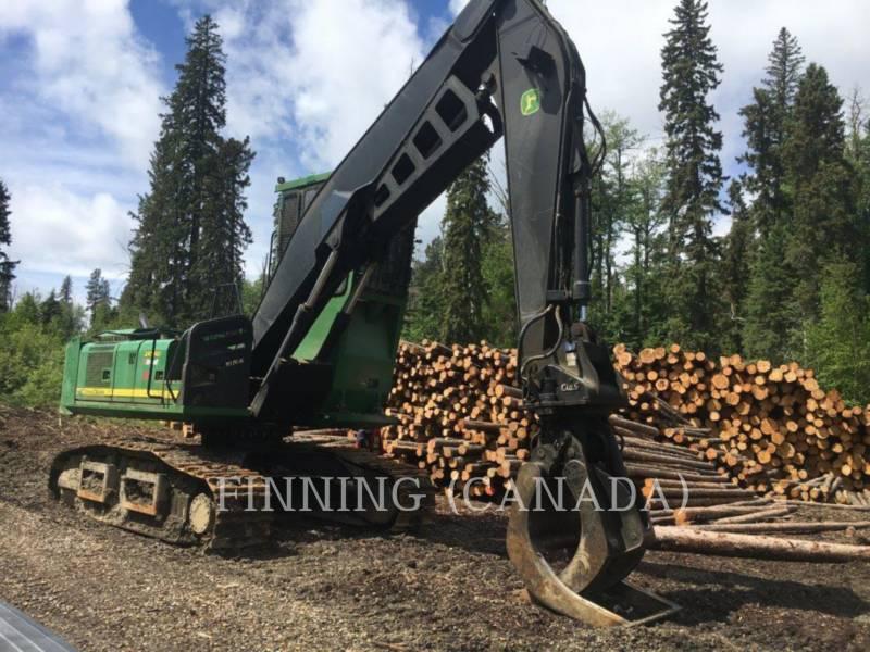 JOHN DEERE 木材装载机 2454D equipment  photo 1