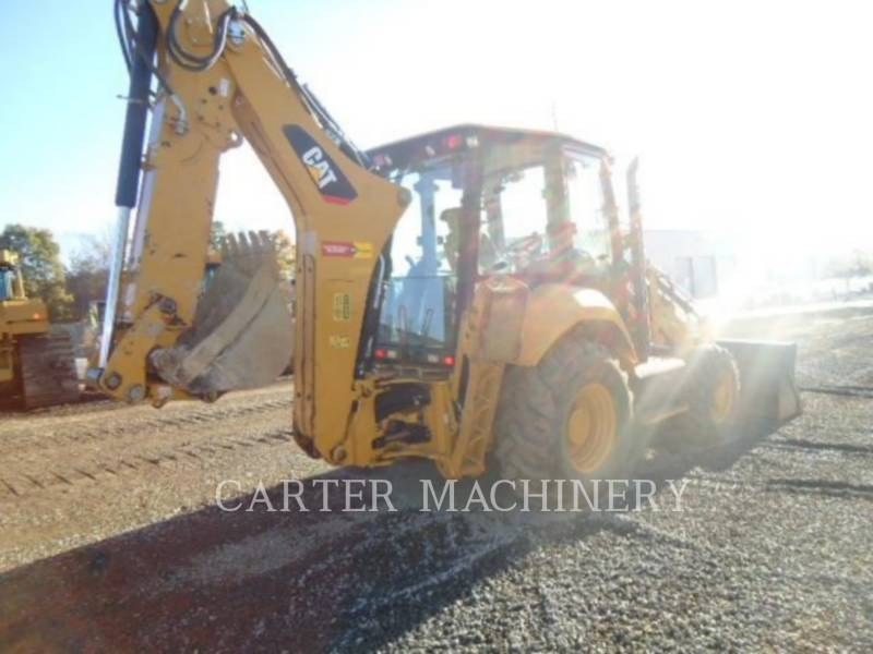 CATERPILLAR SCHÜRFZÜGE 420F2IT AC equipment  photo 4