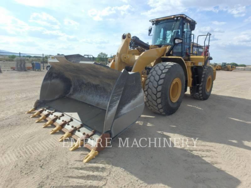 CATERPILLAR CARGADORES DE RUEDAS 966M equipment  photo 4