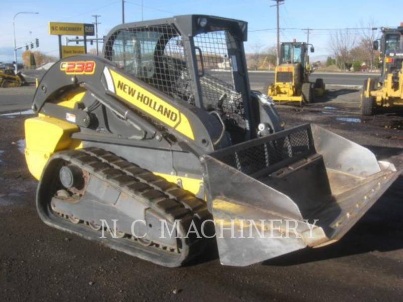 FORD / NEW HOLLAND SKID STEER LOADERS C238 equipment  photo 2
