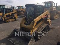 Equipment photo CATERPILLAR 257D MULTI TERRAIN LOADERS 1