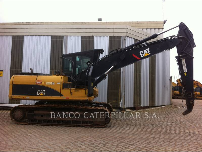 CATERPILLAR ログ・ローダ 320DFMLLB equipment  photo 2