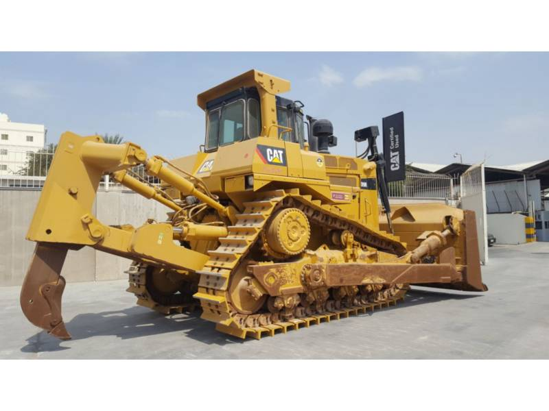 CATERPILLAR MINING TRACK TYPE TRACTOR D9RLRC equipment  photo 4