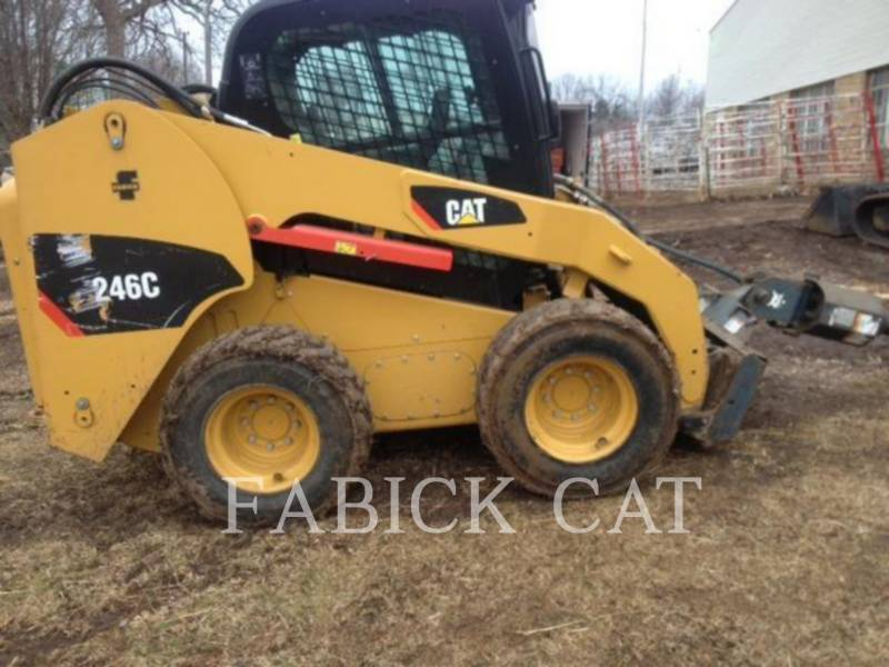 CATERPILLAR MINICARGADORAS 246C equipment  photo 4