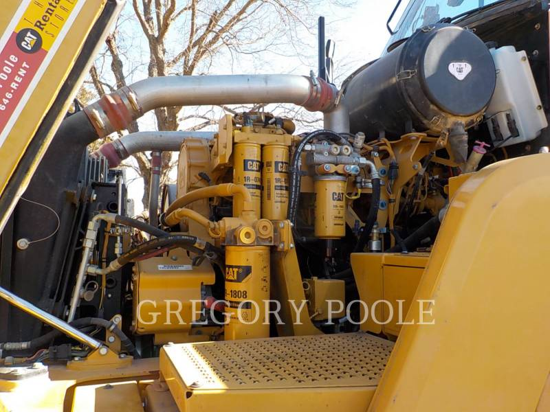 Caterpillar CAMIOANE ARTICULATE 740B equipment  photo 16