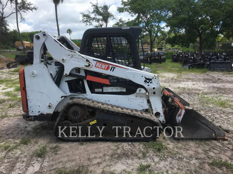 BOBCAT MULTI TERRAIN LOADERS T-590 equipment  photo 7