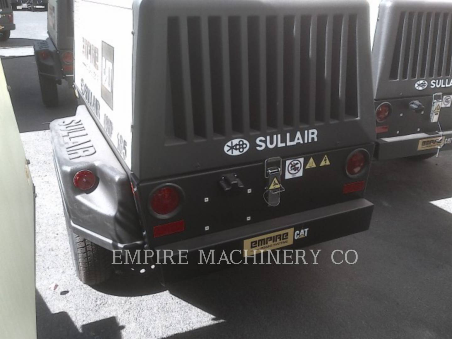Detail photo of 2013 Sullair DPQ185CA from Construction Equipment Guide