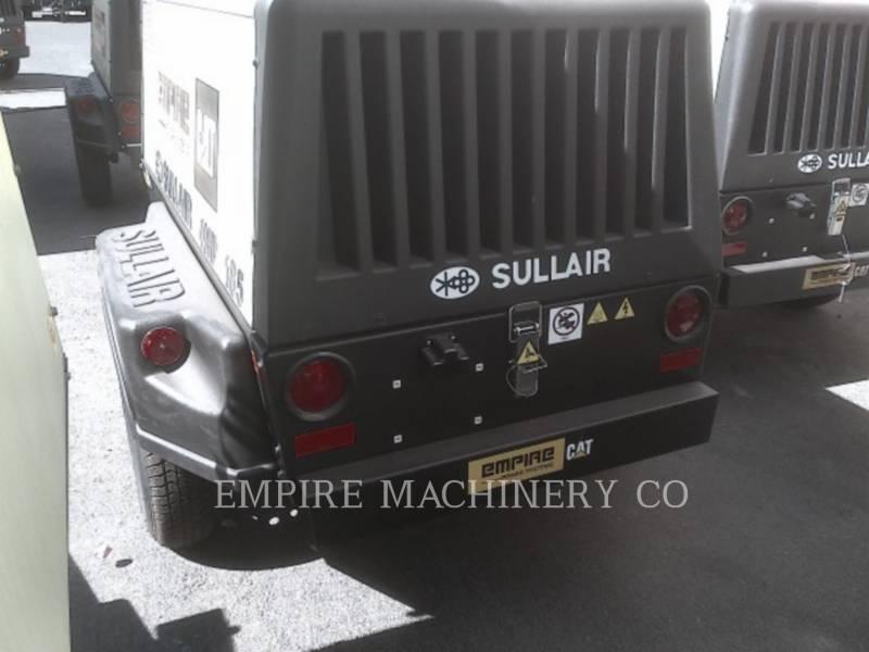 SULLAIR AIR COMPRESSOR DPQ185CA equipment  photo 1