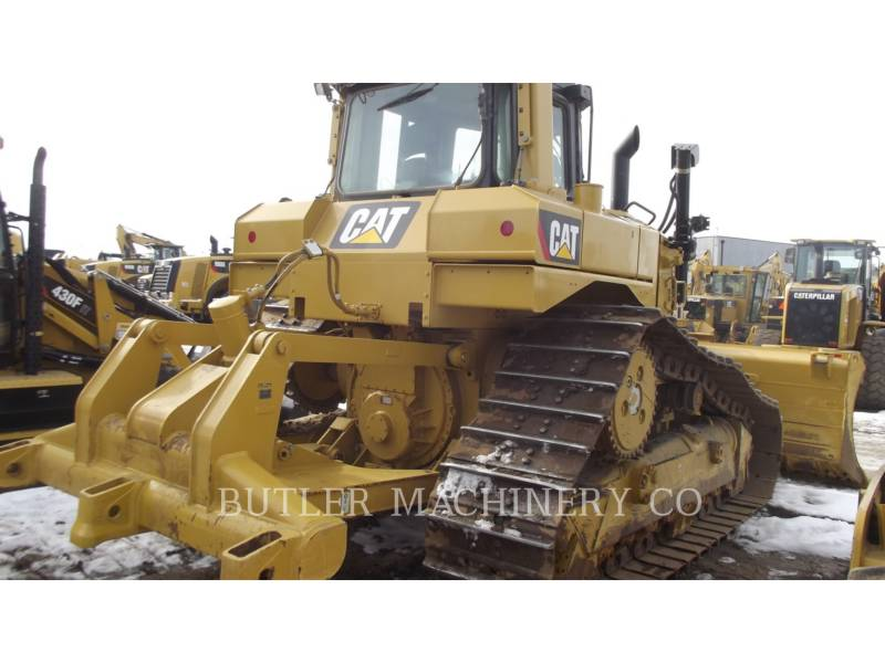 CATERPILLAR TRACK TYPE TRACTORS D 6 T XW VPAT equipment  photo 4