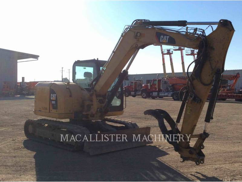 CATERPILLAR EXCAVADORAS DE CADENAS 308E equipment  photo 10
