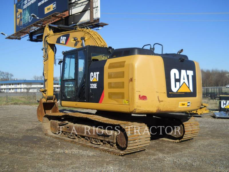 CATERPILLAR EXCAVADORAS DE CADENAS 320E 9TC equipment  photo 5