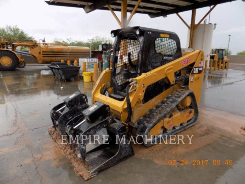 CATERPILLAR DELTALADER 239D equipment  photo 4