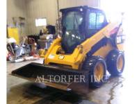 CATERPILLAR SKID STEER LOADERS 262D equipment  photo 2