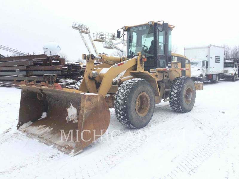 CATERPILLAR RADLADER/INDUSTRIE-RADLADER 938G equipment  photo 1