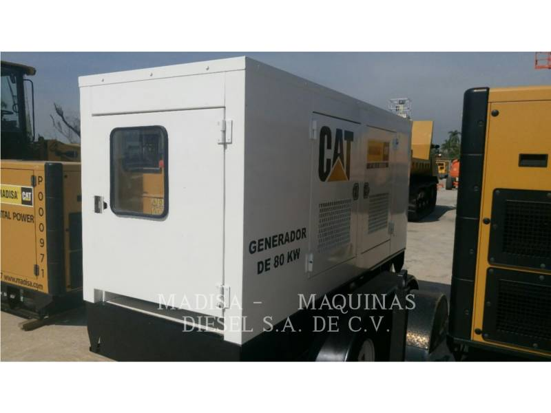 OTHER MOBILE GENERATOR SETS MSS80 equipment  photo 4
