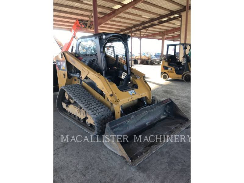 Caterpillar ÎNCĂRCĂTOARE PENTRU TEREN ACCIDENTAT 279D equipment  photo 1