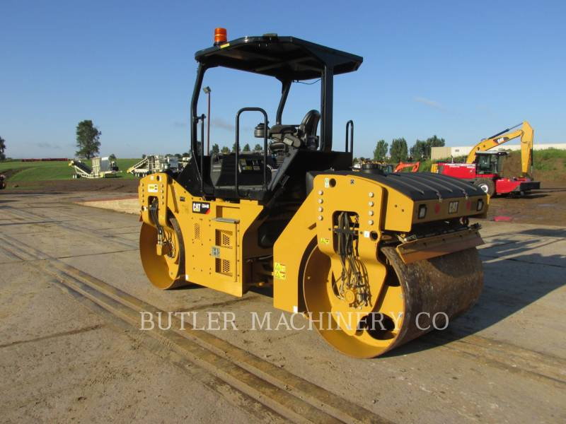 CATERPILLAR ROZŚCIELACZE DO ASFALTU CB44B equipment  photo 2