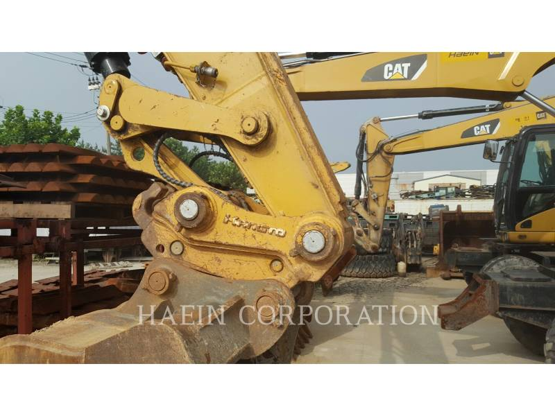 CATERPILLAR EXCAVADORAS DE RUEDAS M315D2 equipment  photo 15