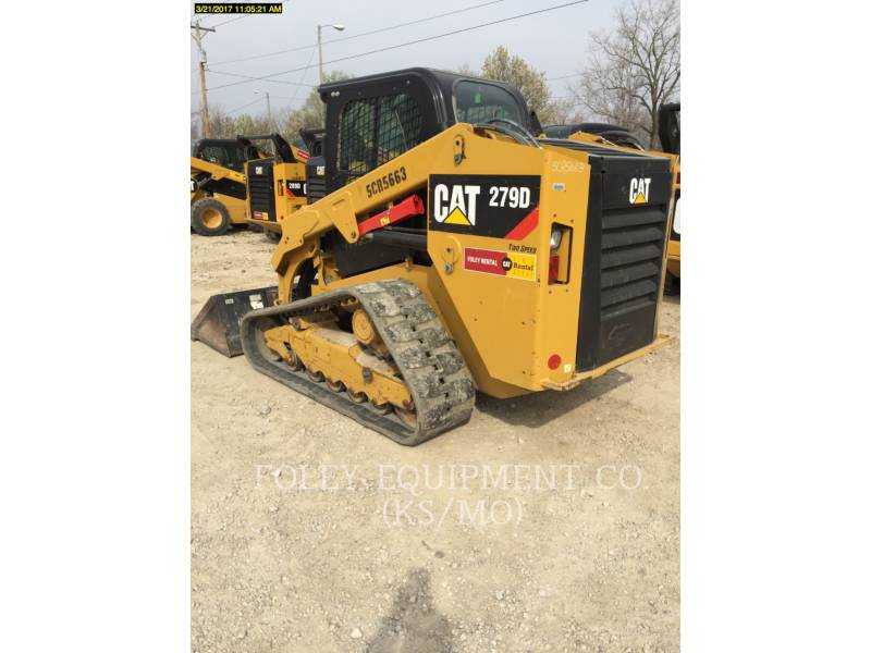 Caterpillar MINIÎNCĂRCĂTOARE RIGIDE MULTIFUNCŢIONALE 279DSTD2CA equipment  photo 4