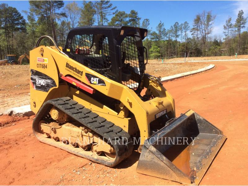 CATERPILLAR MULTI TERRAIN LOADERS 279C2 OS2 equipment  photo 2
