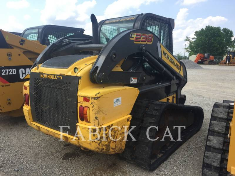 FORD / NEW HOLLAND CARREGADEIRAS TODO TERRENO C238 equipment  photo 3